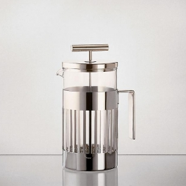 PRESS FILTER COFFEE MAKER