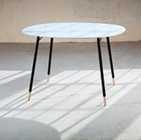 "table ""L"", design: A. Tureček"
